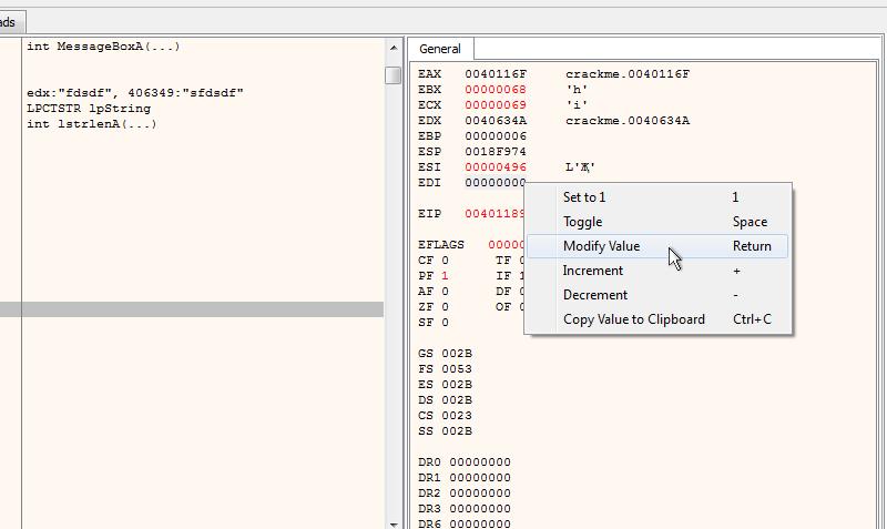 64 bit debugger like ollydbg
